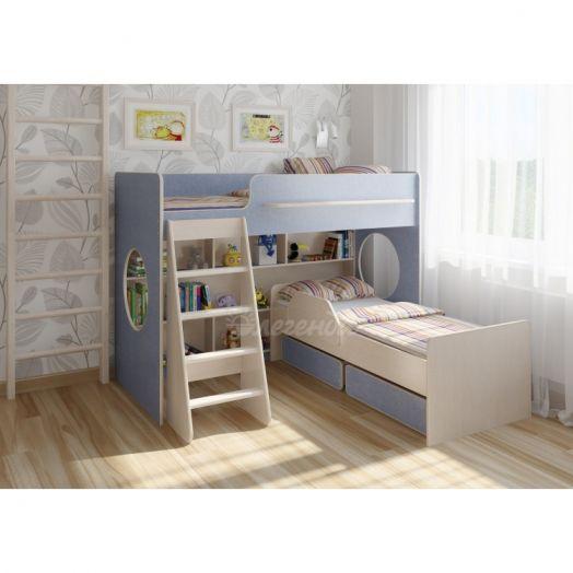 Двухъярусная кровать Легенда 26.2